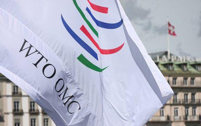 СОТ прогнозує уповільнення світової торгівлі
