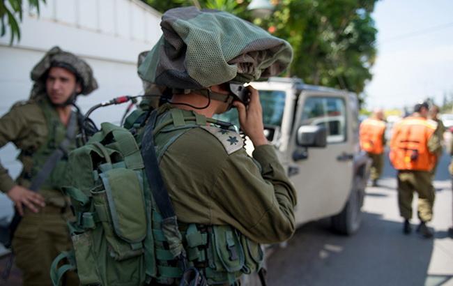 Авиация Израиля атаковала военные объекты ХАМАС в секторе Газа