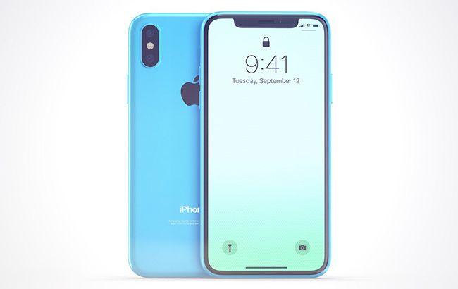 Компанія Apple опублікувала характеристики і назви нових iPhone