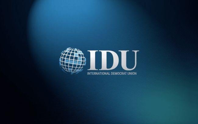 """IDU привітав """"Європейську солідарність"""" із успішним резульатом на місцевих виборах"""