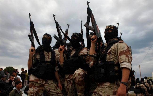 """Фото: бойовики """"Ісламської держави"""""""
