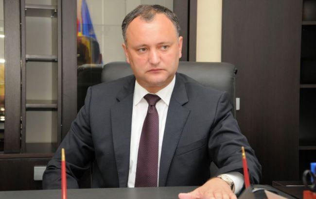 Додон объявил оначале в РФ амнистии для трудовых мигрантов изМолдавии
