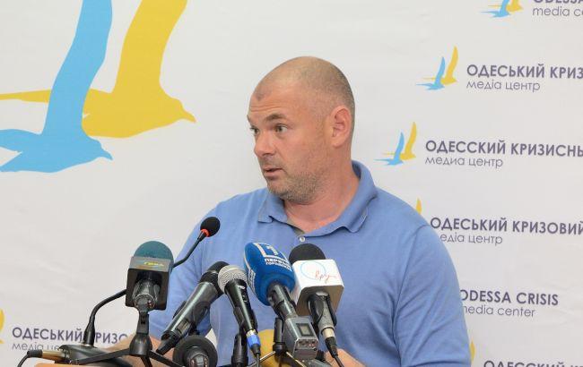 Опубликован указ об увольнении Палицы с должности главы Одесской ОГА