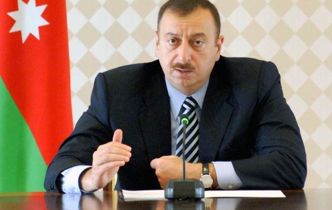 Алиев заявил, что инвестиции Азербайджана в Украину составили 200 млн долларов