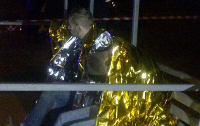 У Києві поліція під час нічної погоні застрелила людину