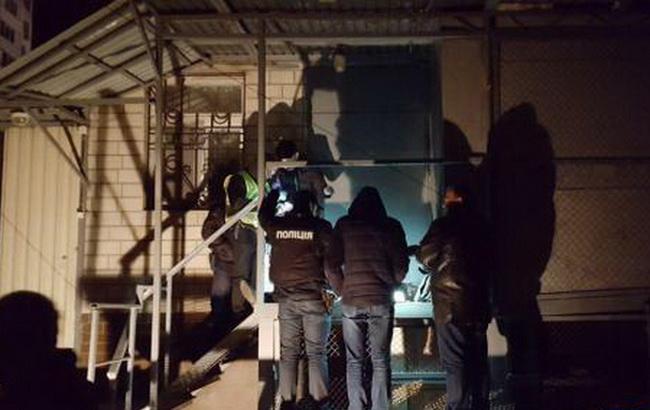 Фото: инцидент произошел в Дарницком районе (Эспрессо.TV)