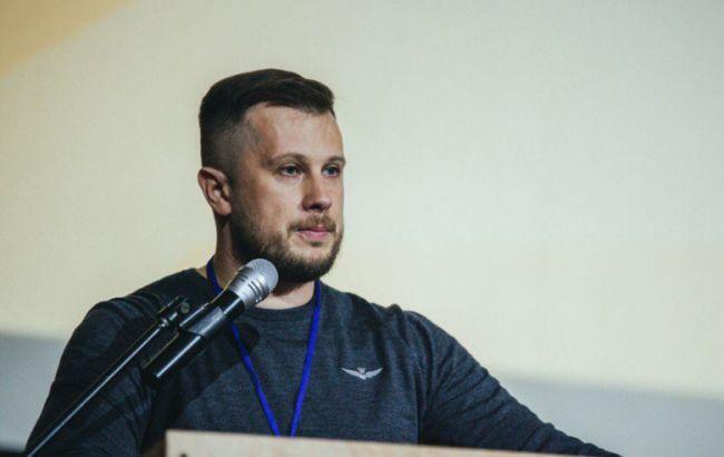Фото: лідер партії Андрій Білецький