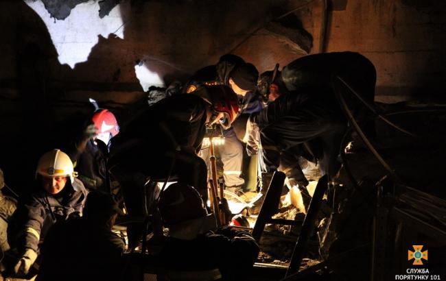 В Тернополе на комбинате произошел взрыв газовой смеси