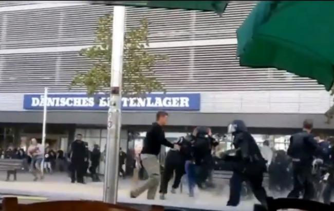 В потасовке  сбеженцами вГермании убит российский  германец