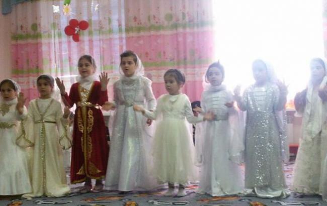 ВЧечне запретили костюмы снежинок наутренниках из-за вайнахской этики