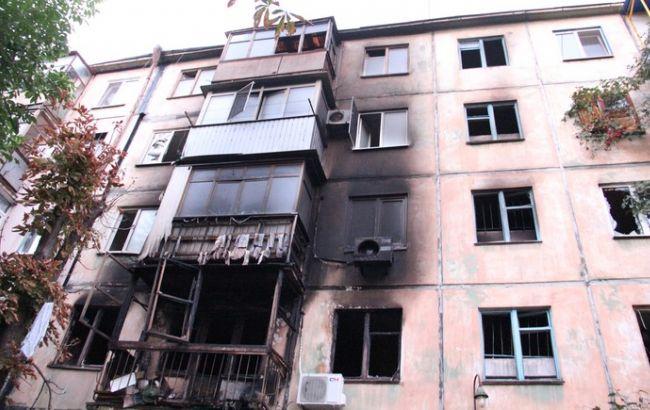 У Кривому Розі стався вибух в житловому будинку, поранено 7 осіб