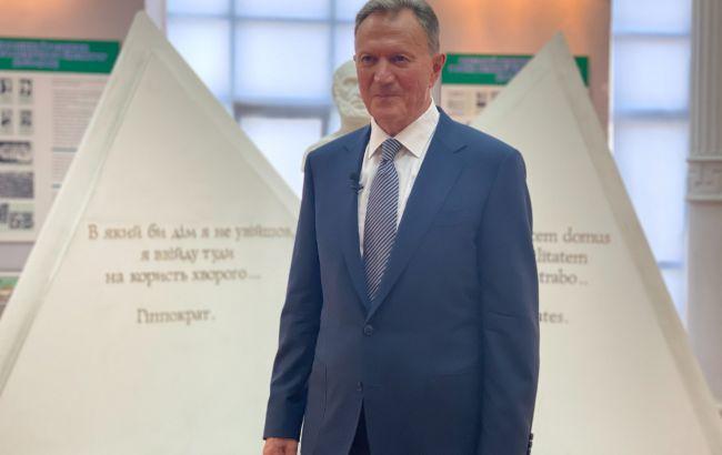 Запопрожан обраний ректором Одеського медуніверситету з великим відривом