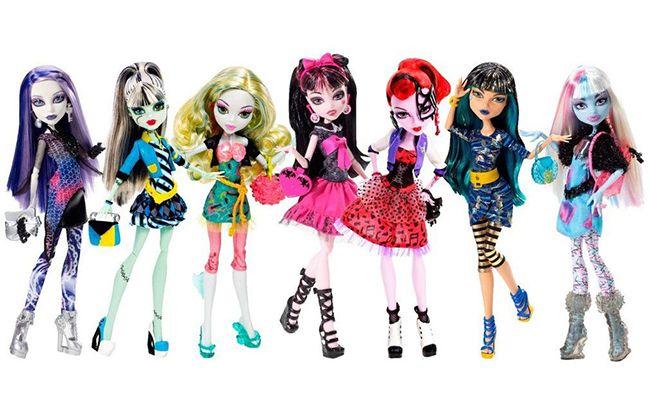 Стоит ли дарить малышке Monster High: за и против