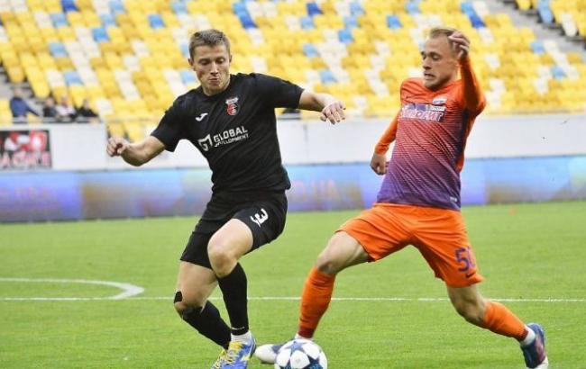 Премьер-лига считает несоблюдением регламента перенос матча Верес— Мариуполь настадион Украина