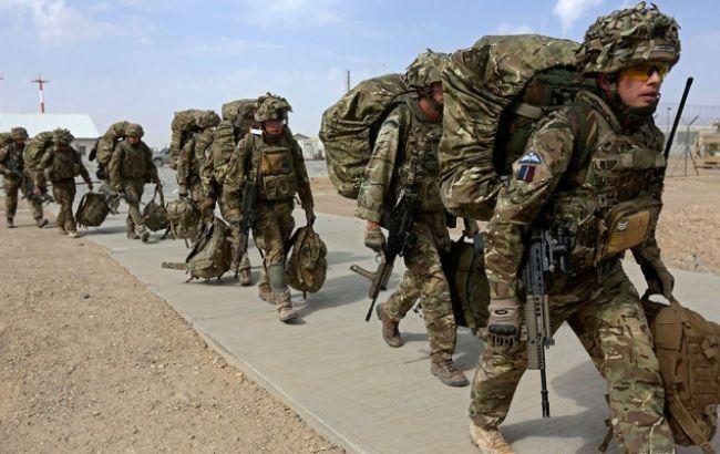 Фото: британські військові