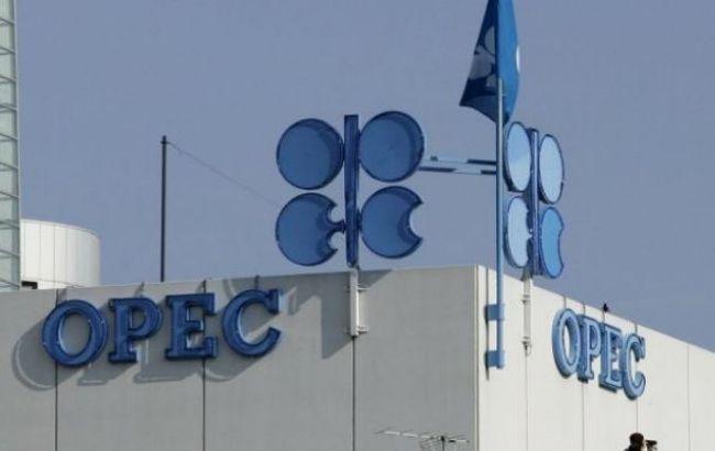 Ціна нафтового кошика ОПЕК вперше більш ніж за тиждень перевищила 45 дол./бар