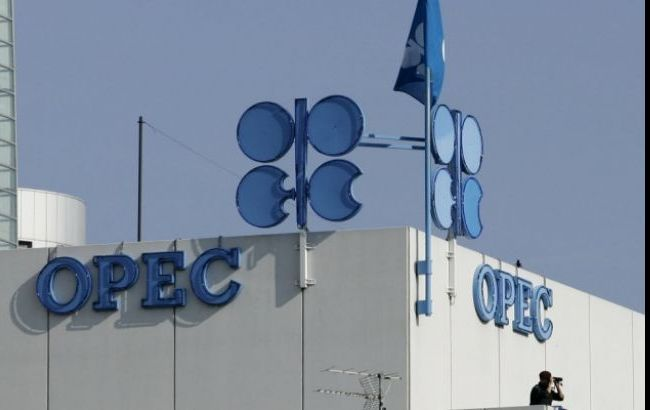 Цена нефтяной корзины ОПЕК упала до 34,50 долларов за баррель