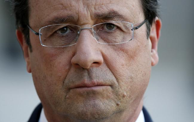 Фото: рейтинг Олланда упал до рекордно низкой отметки