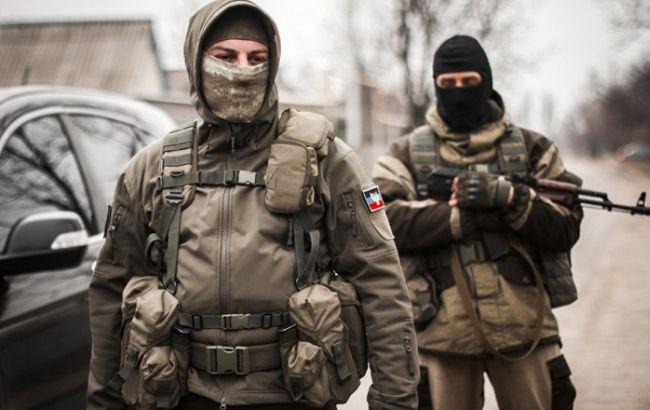 Боевики проводят массированные обстрелы в районе Авдеевки и под Ясиноватой