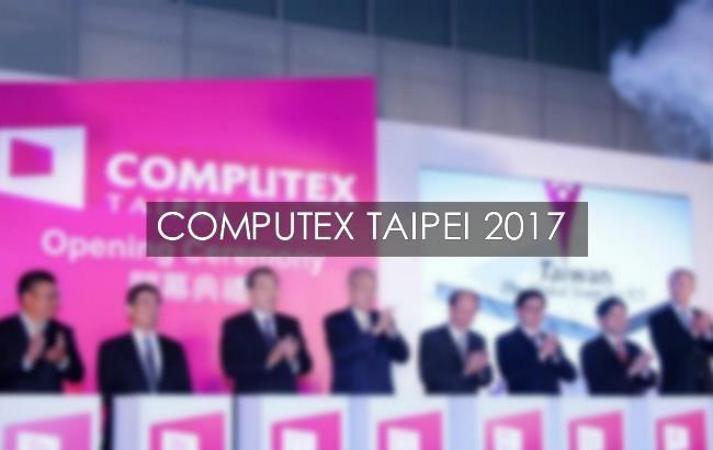 """У """"Фокстроті"""" розповіли про головні новинки виставки Computex 2017"""
