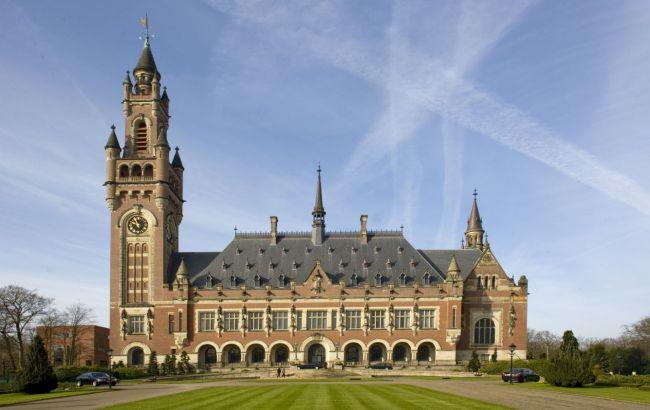 Фото: Міжнародний суд ООН в Гаазі