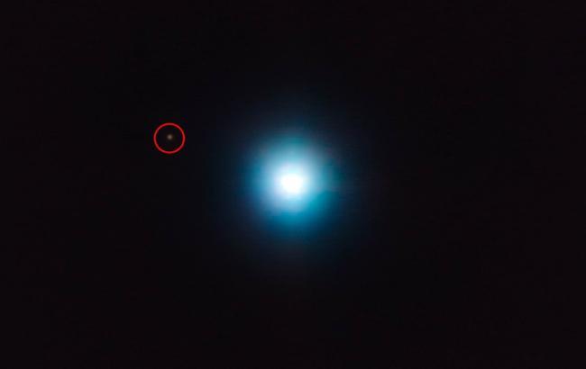 Фото: Екзопланета біля зірки CVSO 30 (toolsandtoys.net)