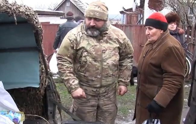 Кадр из видео (YouTube/Военное телевидения Украины)