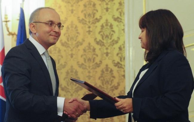 Украина и Словакия подписали меморандум о сотрудничестве в энергоэффективности
