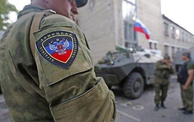 В Донецке оккупанты похитилижительницу Евросоюза, потому что сняла российский флаг (видео)