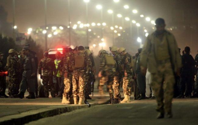 В Афганистане при нападении на базу погибли 9 сотрудников НАТО