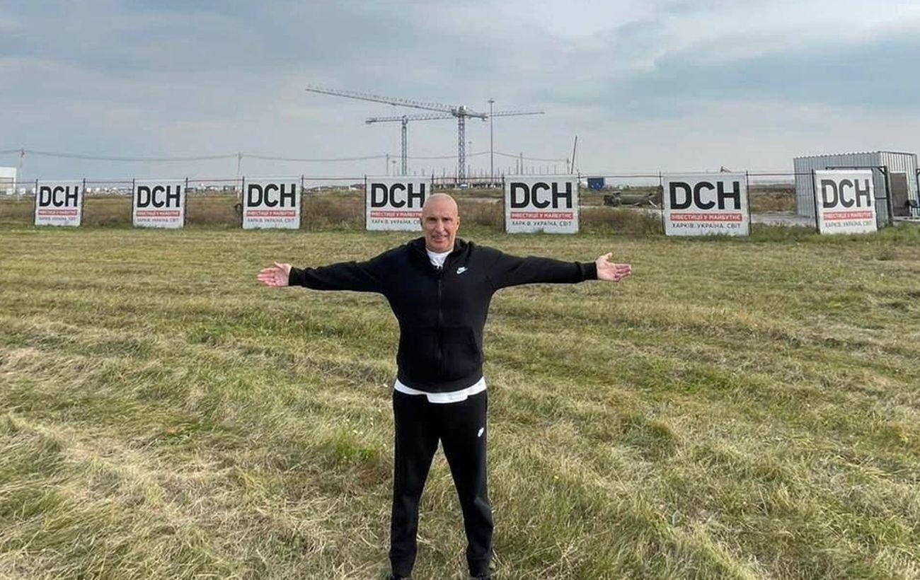 Ярославский: аэропорт в Днепре реально построить уже к концу следующего года