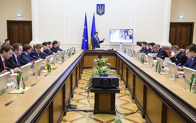 Фото: засідання уряду (kmu.gov.ua)