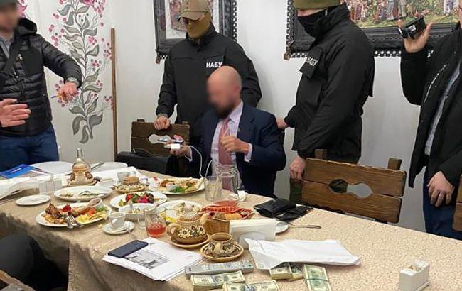 Взятка главе Фонда госимущества: задержали 3 человека
