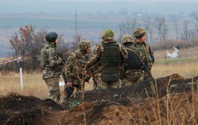 Понадобилось несколько выстрелов: силы ООС сбили беспилотник боевиков на Донбассе