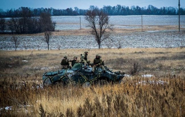 Бойовики знову відкрили снайперський вогонь, поранено українського військового