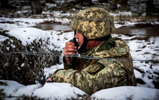 Боевики дважды открывали огонь по украинским позициям на Донбассе