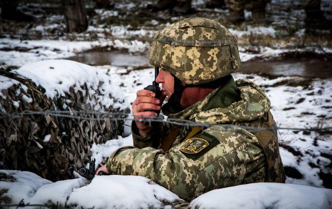 Вчера боевики на Донбассе пять раз нарушали перемирие