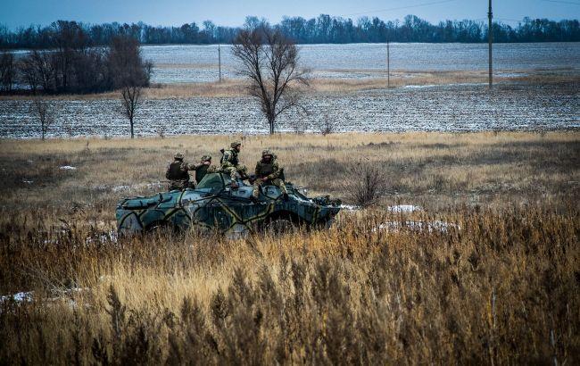 Боевики сегодня трижды нарушали перемирие, силы ООС не отвечали