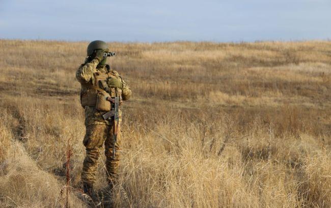"""Боевики дважды нарушили """"тишину"""". Силы ООС подавили вражеские беспилотники"""