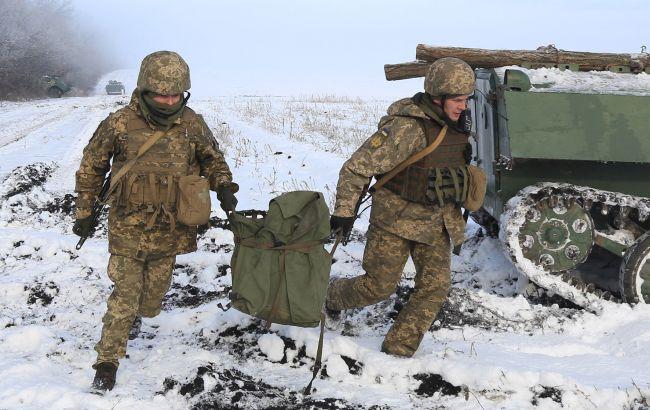 На Донбасі бойовики обстріляли українські позиції з гранатомета
