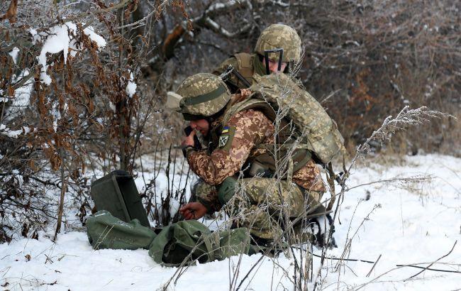 Бойовики п'ять разів порушили перемир'я на Донбасі. Працювали снайпери