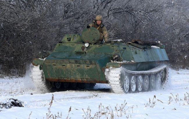 Бойовики на Донбасі п'ять разів порушували тишу. Україна поскаржилася ОБСЄ
