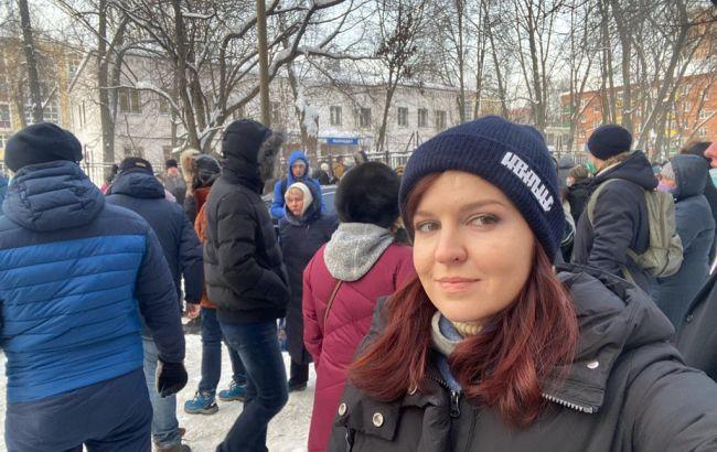 В Москве задержали соратников Навального
