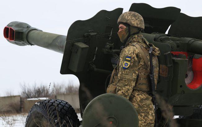 Бойовики на Донбасі сьогодні чотири рази порушували перемир'я