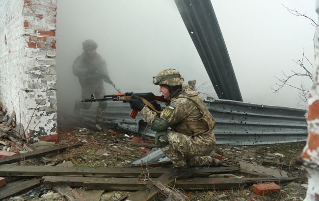Бойовики на Донбасі п'ять разів обстріляли позиції ООС