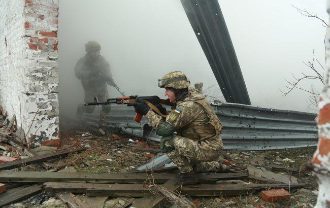 Боевики четыре раза обстреливали позиции ООС на Донбассе