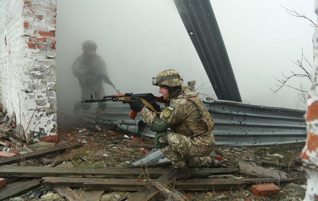 Бойовики під вечір двічі порушили перемир'я на Донбасі