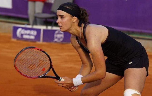 Украинка Калинина вышла в финал турнира WTA 250 в Будапеште