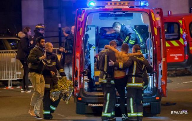Теракти в Парижі: вибухи, стрілянина і захоплення заручників