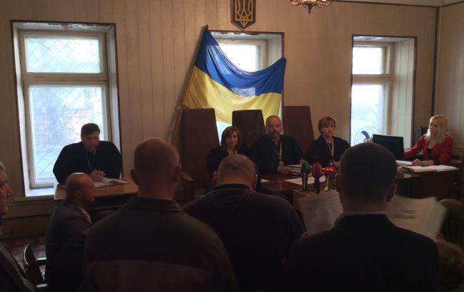 Суд продолжил рассмотрение дела экс-беркутовцев Зинченко и Аброськина